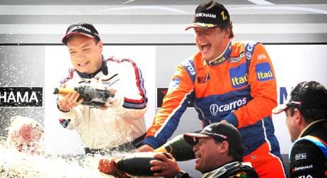 Porsche GT3 Challenge: Em prova acidentada, Sylvio de Barros vence pela primeira vez na Porsche Cup