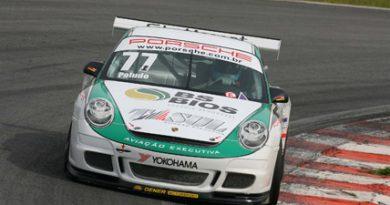 Porsche Cup: Atual campeão, Miguel Paludo larga em terceiro em Interlagos