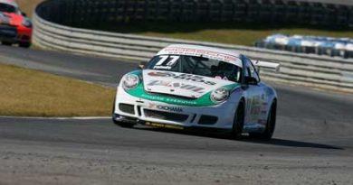 Porsche GT3 Cup: Miguel Paludo larga na pole em Curitiba