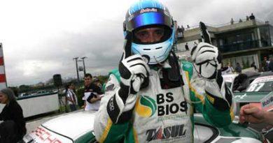 Porsche Cup: Perto do título, Miguel Paludo mantém os pés no chão