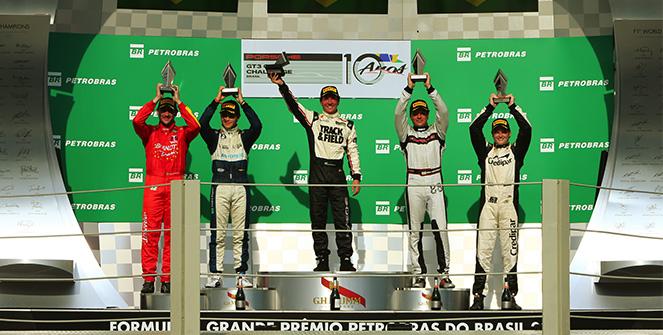 Porsche Cup: Confira os resultados das provas em Interlagos