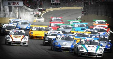 Porsche GT3 Cup: Interlagos define os títulos da temporada