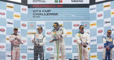 Porsche Cup: Constantino Jr. vence as duas provas no Estoril