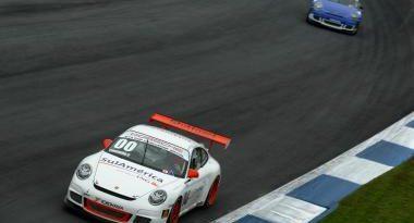 Porsche GT3 Cup: Valle sai na frente, Constantino reage e vence em Curitiba