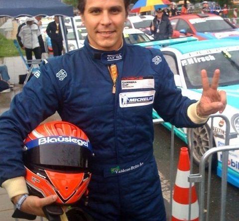 Porsche Carrera Supercup: Valdeno Brito é segundo colocado no grid do em Nuremberg