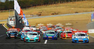 Porsche GT3 Cup Challenge: Shell faz dobradinha na abertura da Endurance Series da Porsche Império G
