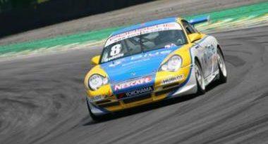 Porsche GT3 Cup Light: Rodolfo Ometto Rolim vence em Interlagos e Edu Guedes é vice-campeão Corrida