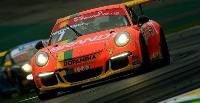Porsche GT3 Cup: Miguel Paludo é campeão overall da Cup em 2016