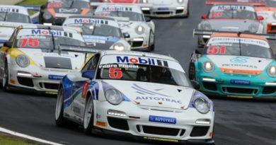 Porsche Cup: De ponta a ponta, Pedro Piquet vence pela primeira vez em Interlagos, na Porsche GT3 Ch