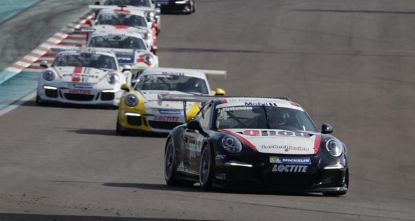 Porsche Supercup: Nicki Thiim é o Campeão de 2013