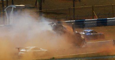 Porsche GT3 Cup: Pedro Piquet sofre forte acidente em Goiânia