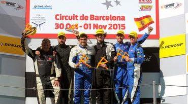 Radical Masters Euroseries: Victor Corrêa garante uma vitória e um segundo na Espanha