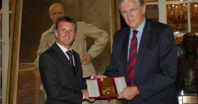 Segrave Trophy: Allan McNish recebe o Segrave Trophy