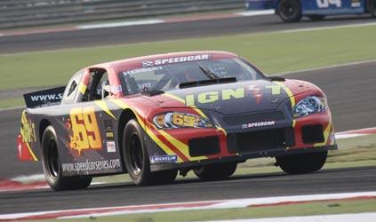 Speedcar: Johnny Herbert lidera campeonato após rodada do Bahrein