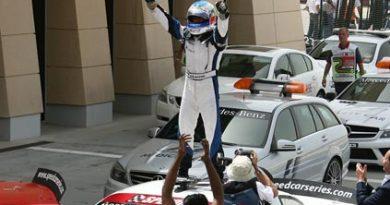 Speedcar: Gianni Morbidelli é o Campeão da temporada