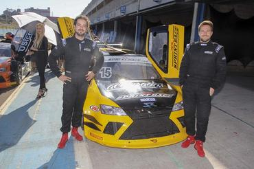 Sprint Race: Campeonato terá reality show com Cassio Cortes e Gerson Campos