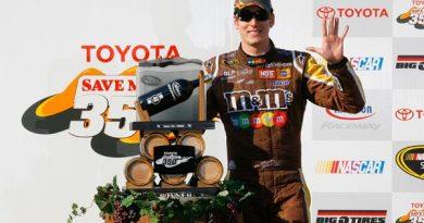 Nascar Sprint Cup: Kyle Busch vence em Sonoma