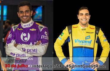 Sprint Race: Julio Campos, piloto da Stock Car, é o convidado de Raphael Campos