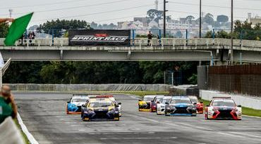 Sprint Race: Em Curitiba, Eduardo Berlanda (PRO) e Lucas Peres (GP) vencem a 2ª corrida do domingo