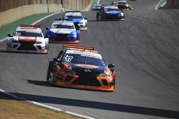 Sprint Race: Curitiba de traz pra frente!