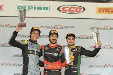 Sprint Race: Jorge Martelli vence a primeira corrida da Corrida de Convidados em Interlagos