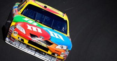 Nascar Sprint Cup: Kyle Busch marca a pole para a Coca-Cola 600