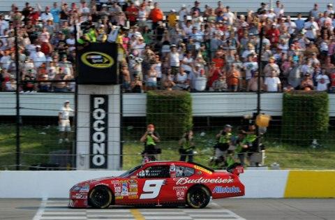 Nascar Sprint Series: Kasey Kahne vence em Pocono