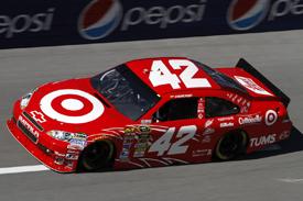 NASCAR Sprint Cup Series: Juan Pablo Montoya sai na pole em Talladega