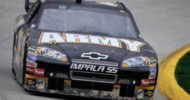 Nascar Sprint Cup Series: Ryan Newman marca a pole-position em Martinsville