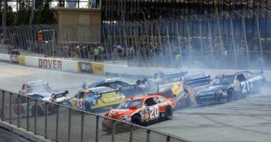 Nascar Sprint Cup: Kyle Busch vence em Dover