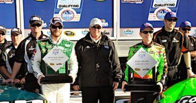 NASCAR Sprint Cup Series: Jimmie Johnson e Kasey Kahne vencem as Gatorade Duel