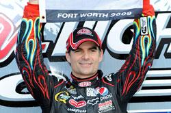 Nascar Sprint Cup Series: Jeff Gordon sai na pole-position no Texas