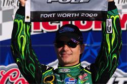 Nascar Sprint Cup: Jeff Gordon marca a pole no Texas