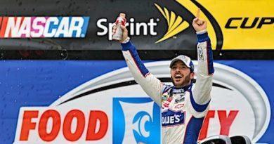 NASCAR Sprint Cup Series: Jimmie Johnson vence pela 50ª vez