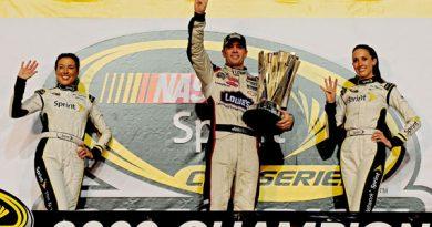 Nascar Sprint Cup Series: Jimmie Johnson é tetracampeão