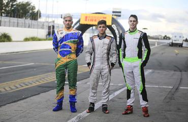 Sprint Race: Garotos de 16 anos prometem fazer história
