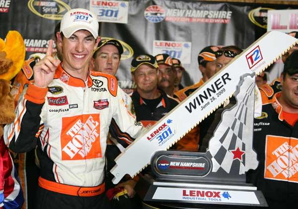 Nascar Sprint Cup Series: Joey Logano se torna o mais jovem vencedor da categoria
