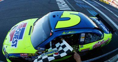 Nascar Sprint Cup Series: Mark Martin vence a primeira dos Playoffs