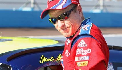 Nascar Sprint Cup Series: Mark Martin faz a pole em Phoenix