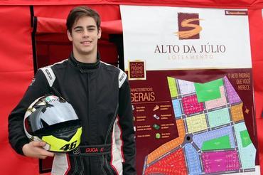 Sprint Race: Categoria confirma estreia do jovem piloto Luiz Túrmina