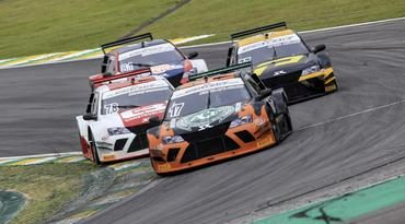 Sprint Race: três pontos separaram os líderes da PRO e GP na disputa final