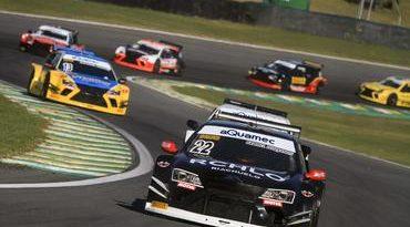 Sprint Race: Gabriel Lusquiños vence a primeira corrida da quarta etapa, em Interlagos