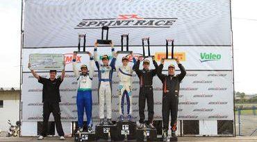 Sprint Race: Dois novos vencedores em Curitiba
