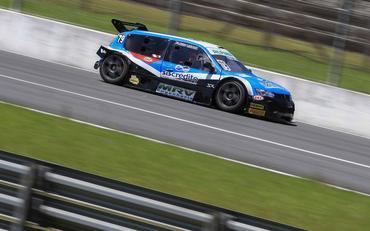 Sprint Race: Só deu ele: Flávio Lisboa. Venceu a segunda corrida do domingo e o título da Final Cup