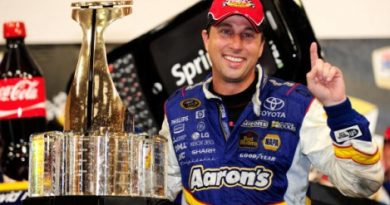 Nascar Sprint Cup Series: David Reutimann vence pela primeira vez