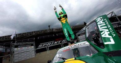 Sprint Race: Sprint Race: Pietro Rimbano (PRO) e Fábio Brecailo (GP) são os campeões da edição 2015