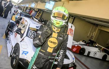 Sprint Race: Pietro Rimbano crava a pole para a Corrida de Convidados