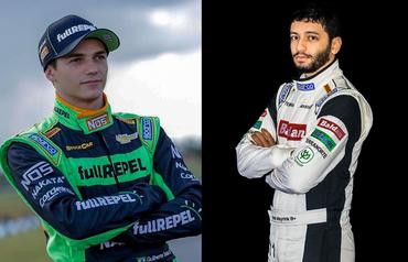 Sprint Race: Guilherme Salas confirmado para a Corrida com Convidados ao lado de Erik Mayrink