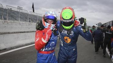 Sprint Race: No oval de Curitiba, Gustavo Kiryla e Fábio Brecailo vencem a 2a. corrida do domingo