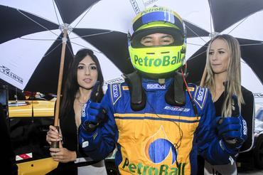 Sprint Race: Novato João Rosate, da PRO, vence pela primeira vez